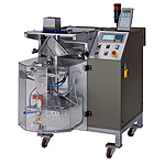 Microvert2000 Form fill and seal wrapper - Fillpack Machines 2013
