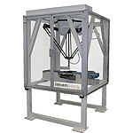 Spider Robot High speed Pick-and-Place robot - Fillpack Machines 2013