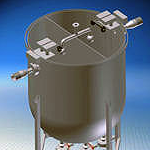 Product hoppers - Fillpack Machines