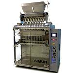 Vertical Multilane Simun – Stickpack - Fillpack Machines 2013